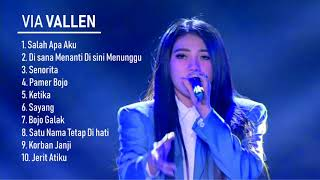 Via Vallen Cover Lagu Pop Indonesia dan Dangdut Koplo Terbaru 2019