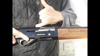 ATA ARMS NEO 12 Без опасно зарядить - разрядить - сделать плавный спуск.