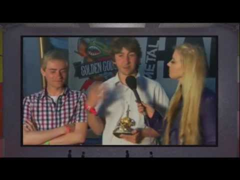 Interview: THE ALGORITHM plus MH Competition - Metal Hammer Golden Gods 2013 - PSHome Stream