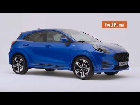 Predstavljen novi Fordov crossover - Ford Puma
