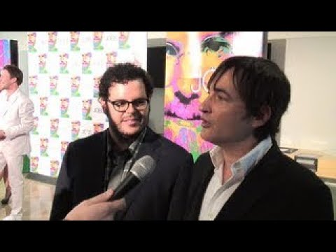 Jobs Movie Premiere: Josh Gad and Joshua Michael Stern