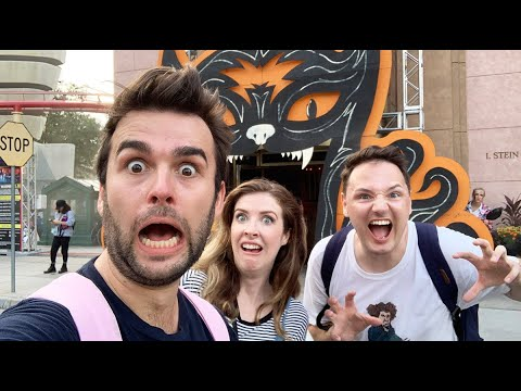 Universal Orlando Vlog | Day 7 | Halloween | October 2019 | Adam Hattan | Ad Gifted