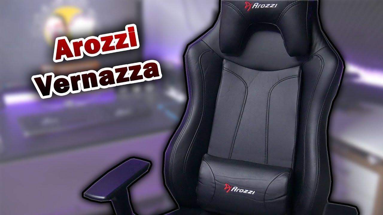 Arozzi Vernazza Gaming Stuhl