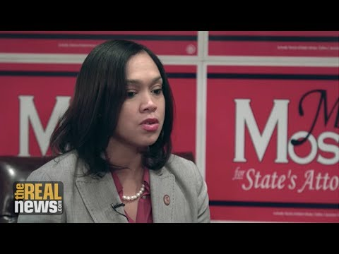 Baltimore State's Attorney's Race: Marilyn Mosby on Criminal Justice Reform