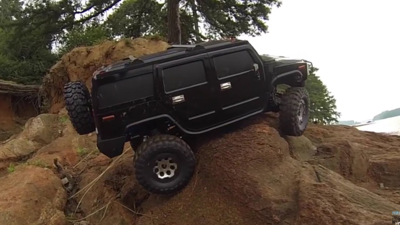 Axial SCX 10 Hummer H2 Tybo s RC Motorsports Pure RC 4x4