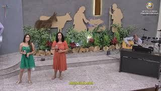"""1 Coríntios 5.9-13 - Corrigindo um """"mal entendido"""" - Pr. Antonio Dias 03-12-2020"""
