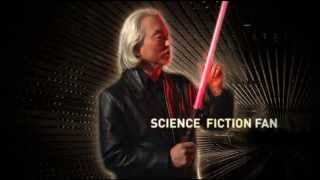 Michio Kaku Explains Dimensional Hyperspace