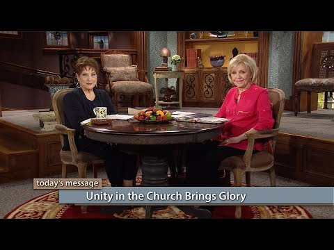 Unity in the Church Brings the Glory