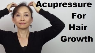 acupressure for hair growth massage monday 264