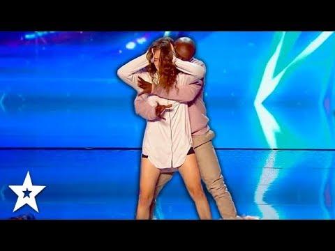 Emotional Dance Bring Judges To Tears on Got Talent France | Got Talent Global