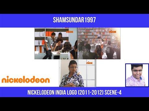 Nickelodeon India Logo (2011-2012) Scene-4