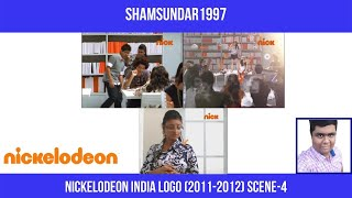 Nickelodeon India Logo (2011-2012) Scene-4