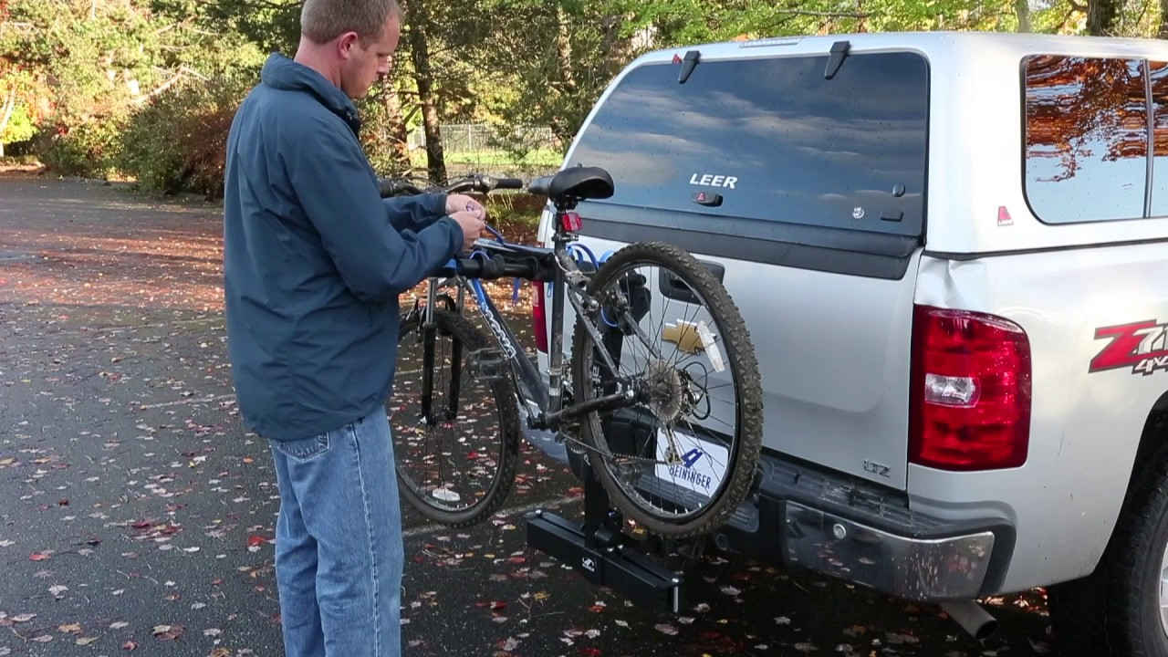 Advantage Sportsrack Glideaway Elite 4 Bike Rack Item 2255