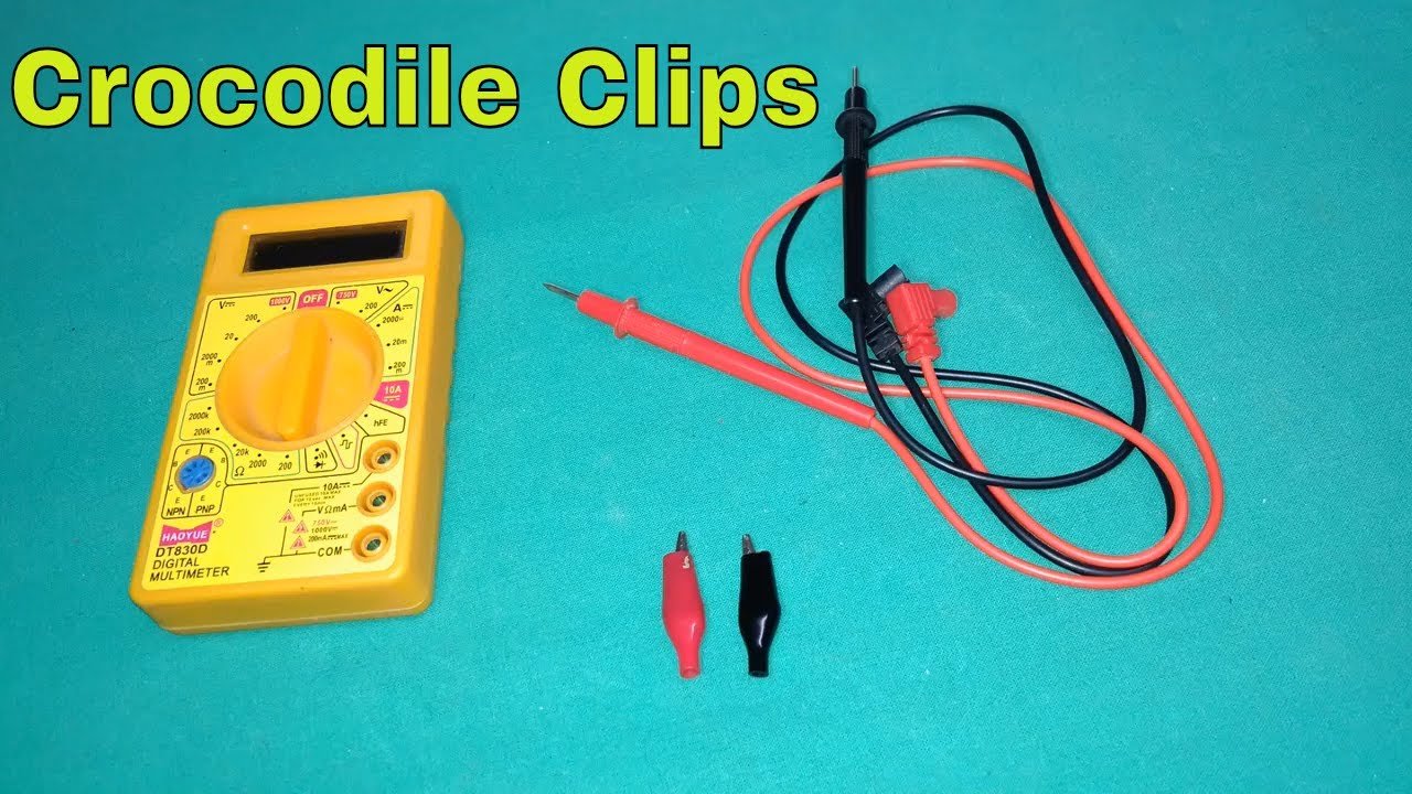 Wire Tracer Circuit Tester With Rj11 Plug And Alligator Clips