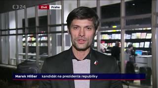 Marek Hilšer: referendum, euro... (Prezidentské volby 2018)