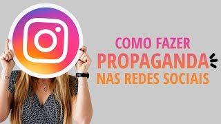 Propaganda no Instagram - Dicas de Ouro