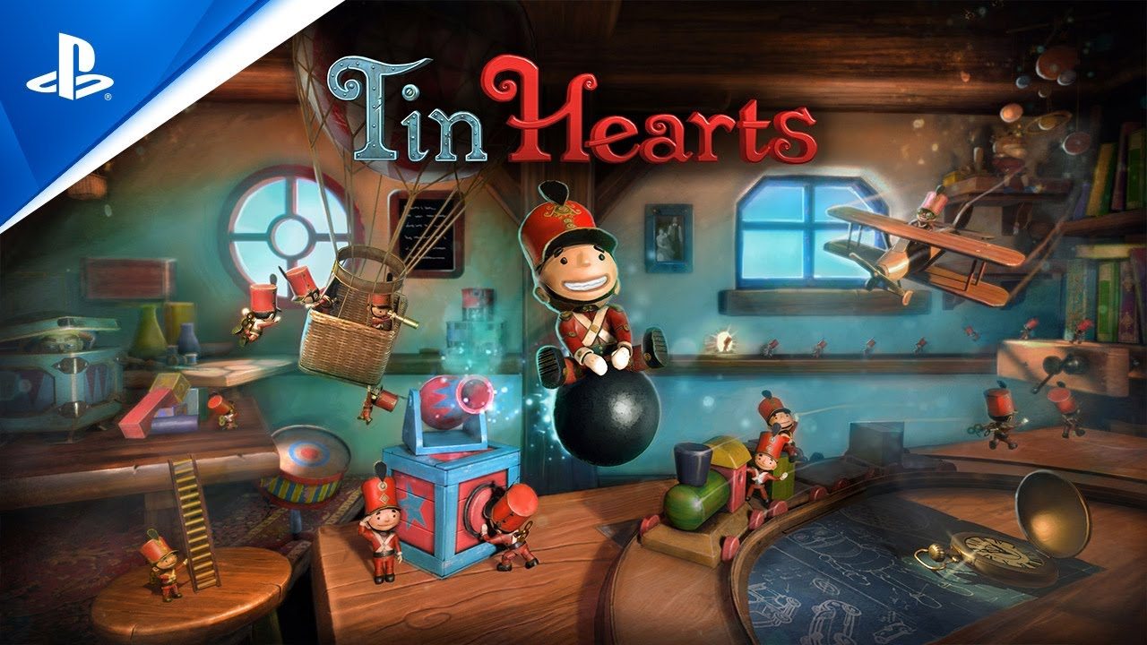 Tin Hearts - Announcement Trailer | PS5, PS4, PS VR