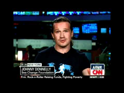 Johnny Donnelly on CNN