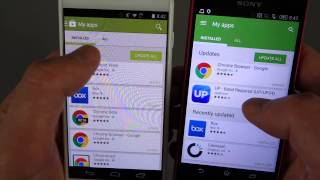 Google Play 5.0 Hands-on! (Download Link too)