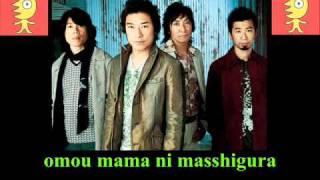 "The song of great Japanese band-Ulfuls. ""Gamushara"" from album ""Ulf..."
