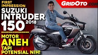 Suzuki Intruder 150 | First Impression Review | GridOto