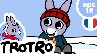 TROTRO - EP16 - Trotro fait de la luge