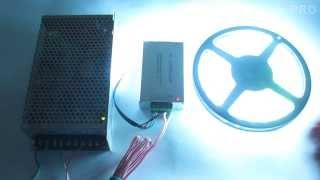 Блок питания для светодиодной RGB-ленты 250W(Блок питания для работы 15 метров светодиодной RGB-ленты SMD 5050. Прочитать подробнее или купить можно по ссылке:..., 2014-02-22T22:45:11.000Z)