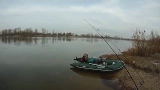 Супер рыбалка на Десне.(Открыл сезон по ловле белой рыбы. Выбрался на остров, подальше от большого количества людей и звона колокол..., 2016-03-14T20:25:02.000Z)