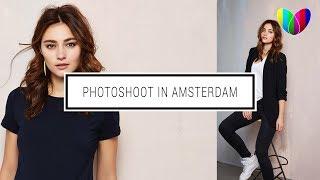 Photoshoot, Amsterdam - The Netherlands - World Of Nine EPISODE 017