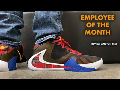 pintor Abuelos visitantes Minúsculo  Nike: Zoom freak 1 Empleado del mes. - promodescuentos.com