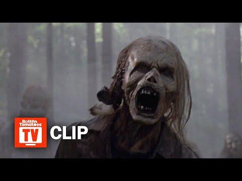 The Walking Dead S10E01 Clip | 'Walker Horde' | Rotten Tomatoes TV
