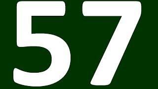 АНГЛИЙСКИЙ ЯЗЫК ДО ПОЛНОГО АВТОМАТИЗМА С САМОГО НУЛЯ  УРОК 57 УРОКИ АНГЛИЙСКОГО ЯЗЫКА