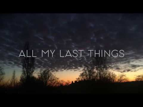 David Gray - All My Last Things