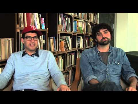 Animal Collective interview - David Portner and Brian Weitz (part 5)