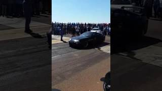 Waleed's Supra First Time Out ODI South Africa 296kmph On 1km