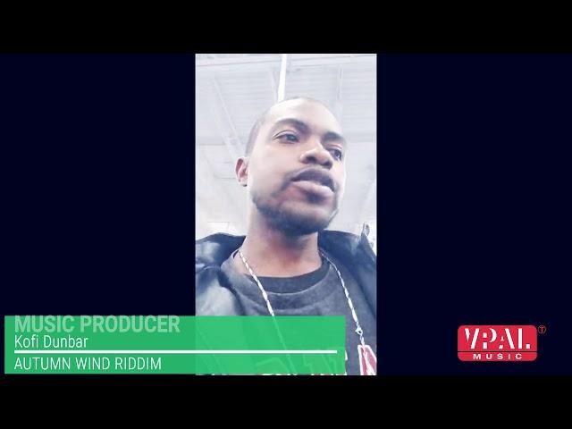 Autmn Wind riddim  promo Video distributed by Vpal Music