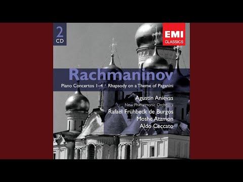 Rhapsody on a Theme of Paganini, Op. 43: Variation XVI (Allegretto) mp3