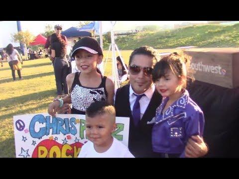Selena Adventures: Chris Perez Comes to LA (Part 1)