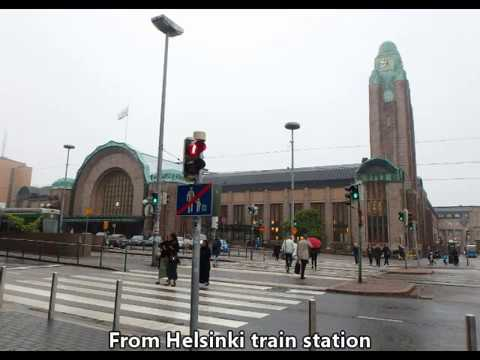 Travel from Helsinki Train Station to Sports Institute of Finland, Vierumaki