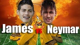 vuclip NEYMAR VS. JAMES RODRIGUEZ (English subtitles) - Internautismo Crónico