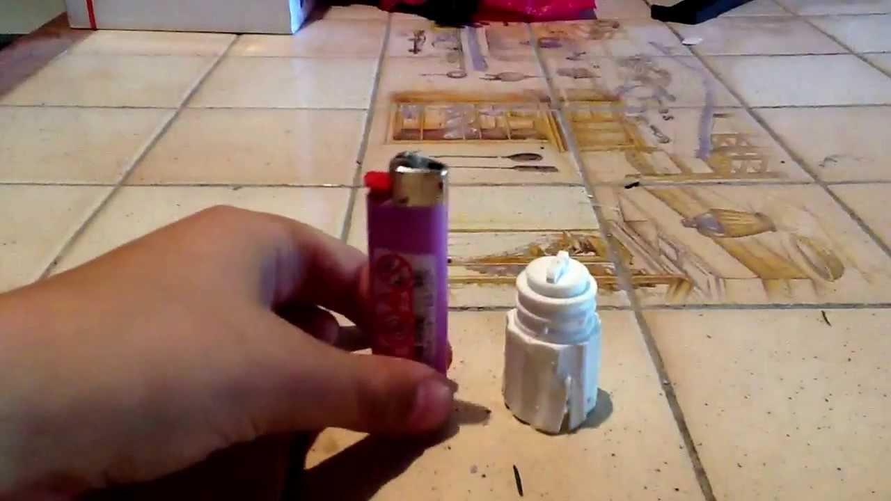 Comment faire un trou dans un morceau de plastique youtube - Chatiere sans faire de trou ...