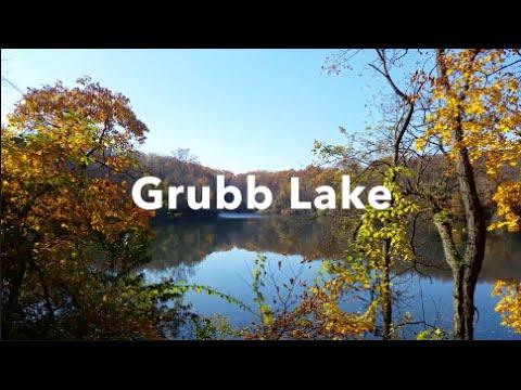 Fishing At Grubb Lake