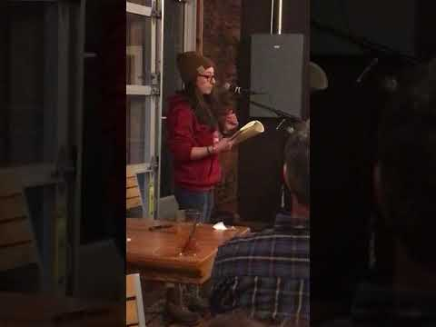 """Rose Budd (Marie Rose) - """"Poem to an Ego-infested Fish Monger"""""""
