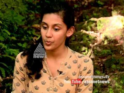 Arya Dayal sings  Sakhav Malayalam Poem