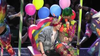 Gambar cover Katy Perry - Birthday Live in Ziggo Dome Amsterdam (10 March 2015) - The Prismatic World Tour