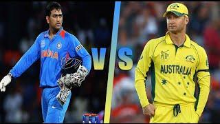 India vs Australia world cup 2015 Semi Final match preview
