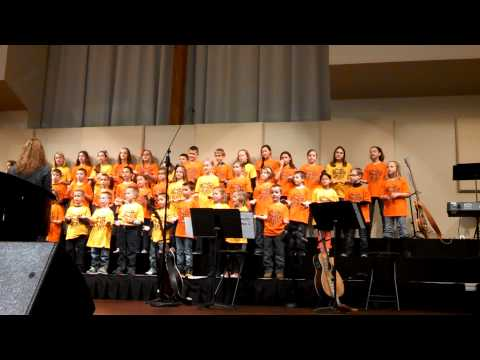 BBC Kids Choir Acorns to Oaks preview