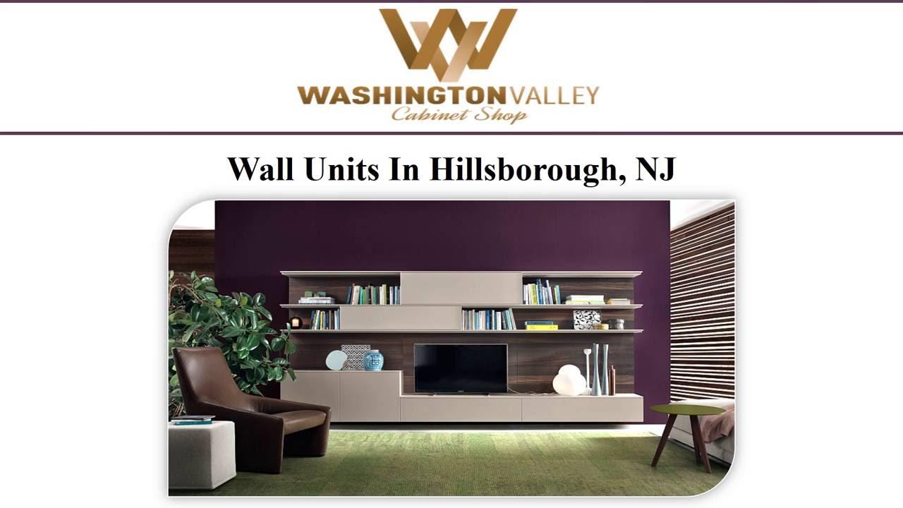 Wall Units In Hillsborough, NJ - YouTube