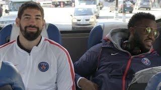 Le voyage parisien à Reims