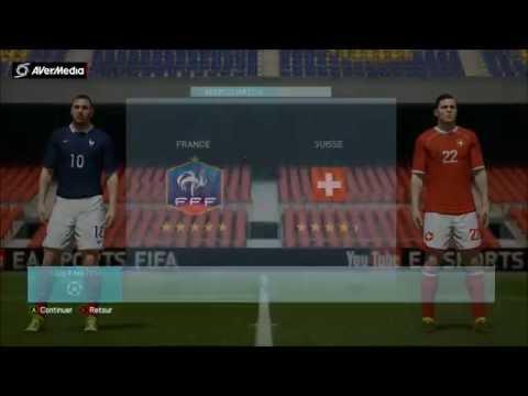 FIFA GAMERS TV: Finale du tournoi entre potes 1(Ulysse.Suisse VS Baptiste.France).